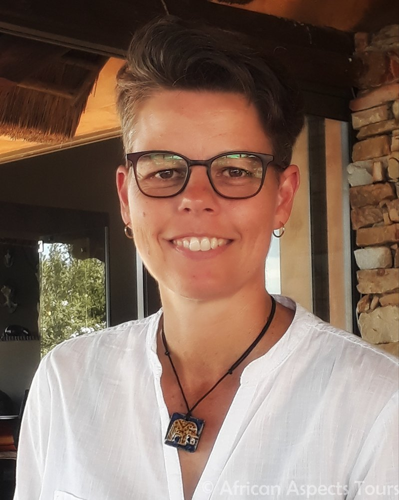 Lizl Niewoudt - African Aspects Tours