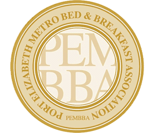 Accredited by the Port Elizabeth Metro Bed And Breakfast Assosiation