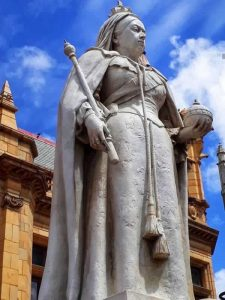 Queen Victoria Statue Port Elizabeth